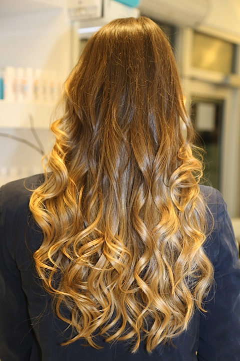 Salon for ombre highlights hairstyle in austin tx hair style a more natural version of ombre highlights pmusecretfo Gallery