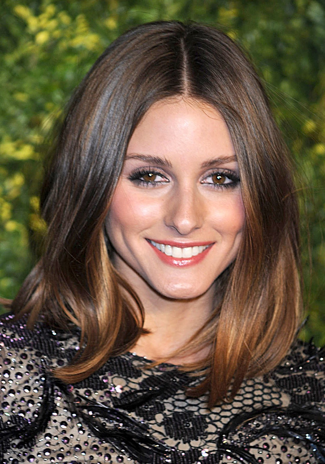 Shoulder Length Hairstyles With Ombre : Layers hair style trends and tips