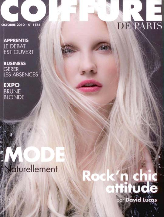 Hairstyle Magazine beauty launchpad magazine feature muzehair salon This French Magazine Is Both High Fashion And All About Hair Two Birds