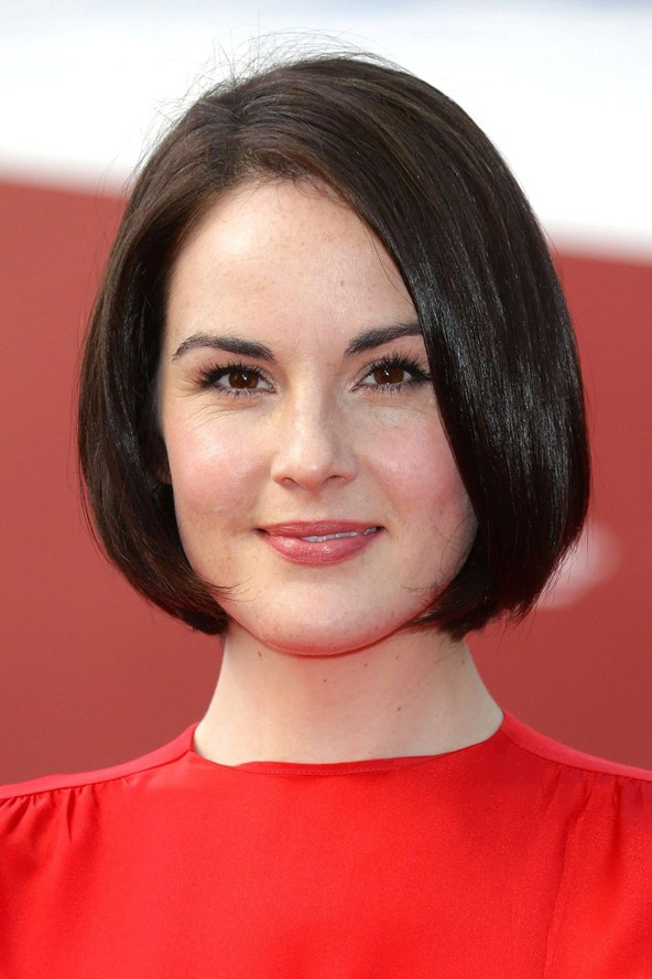 chin length bob cut