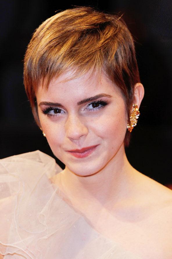 50 Inspired Emma Watson Short Haircut Unique Kitchen Design