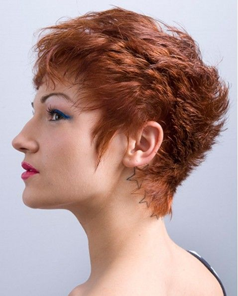 inverted pixie cut