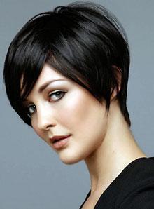 short pixie bob hairstyle